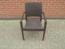 PGWL01 Plastic Rattan Look Outdoor Chair