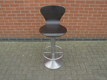 SWHBS01 Swivel High Bar Stool