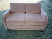 BFSB01 Brown Sofa Bed