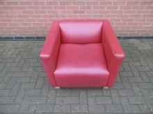 RTC02 Red Tub Chair