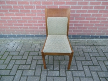 DCUG02 Dining Chair Upholstered in Green