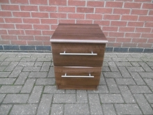 BSC01 Two Drawer Bedside cabinet