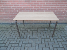 STR01 Rectangle School Table