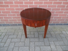 RBC10 Round Bedside Cabinet