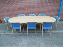 CTCS01 Conference Table and Chairs Set