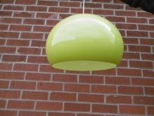 RCLLG2 Retro Style Lime Green Ceiling Light