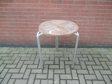 ODST650 Outdoor Round Stacking Table