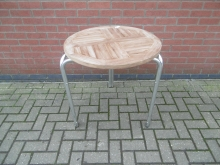 ODST750 Outdoor Stacking Table