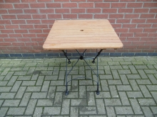 FOT3 Folding Outdoor Table