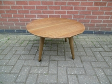 CFR2 Coffee Table with 60cm Diameter Top