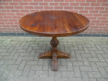 BRT1 Bar/Restaurant Table with 90 cm Diameter Top