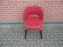 RTUBNA2 Red Tub Style Chair