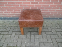 LSFS1 Tan Low Stool