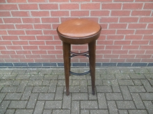 TTHBS3 High Bar Stool with Pad