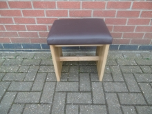 LSWP1 Low Stool with Pad