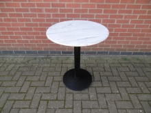 MARR03 Round Marble Top Table