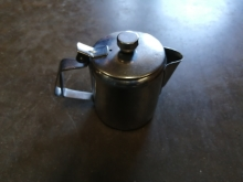 MTP30 Stainless Steel Teapot