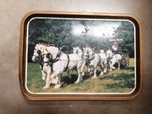 DHST3 Samuel Smith Metal Serving Tray