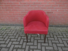 RTB1 Red Tub Chair