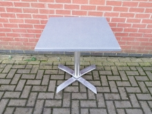 OFTTS06 Square Outdoor Flip Top Table 70 cm x 70 cm