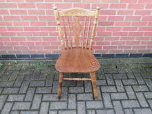 WRDC03 Wooden Restaurant Dining Chair