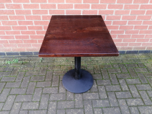 SRTDW03 Restaurant Pedestal Table