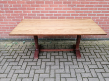 CFC0005 Refectory Dining Table