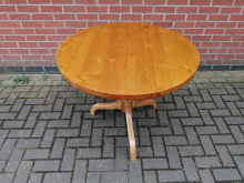 CFC0043 Round Restaurant Dining Table. 92 cm Diameter